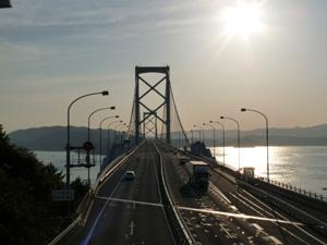 大鳴門橋朝日P1040868