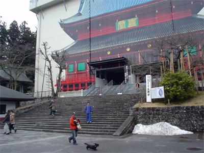 日光山輪王寺(平成の大修理)