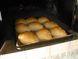 パンの初焼き