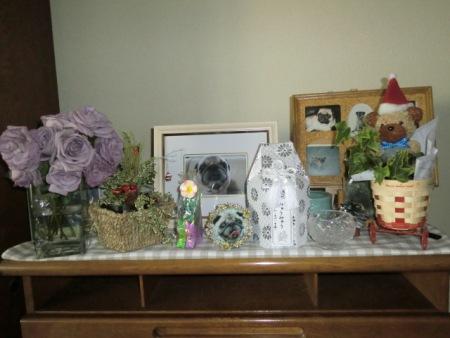 みゅうみゅうの祭壇