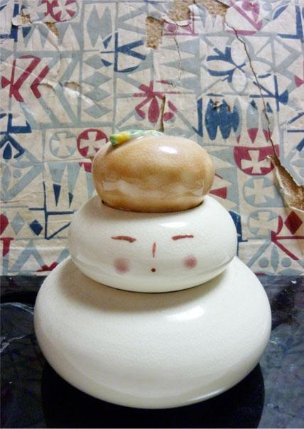 麻ちゃん鏡餅