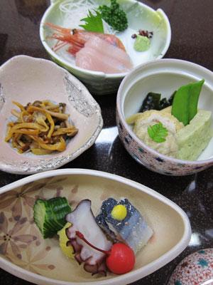 1004花椿夕食11