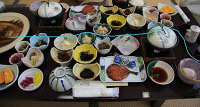 1004花椿朝食4