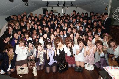 2010 成人式 幸田中学校