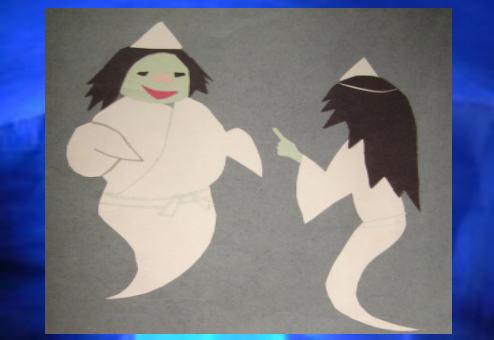 腹ペコ幽霊2