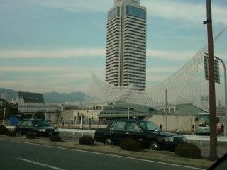 神戸まで行きました