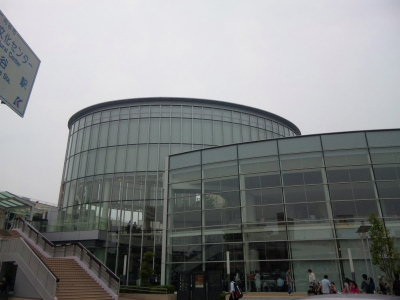 刈谷市総合文化センター。
