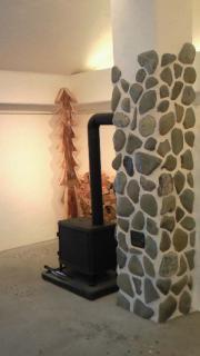 ギャラリー暖炉保存