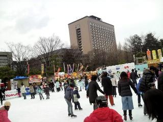 仙台スケート場