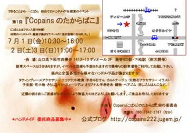 Copainsのたからばこb
