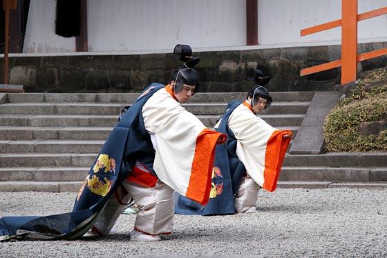 春日大社 舞楽始式4