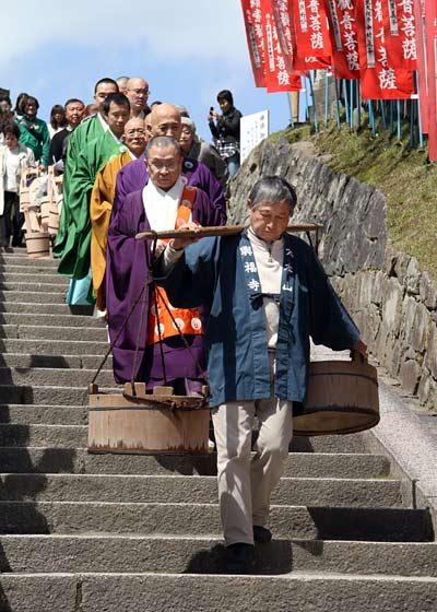 興福寺 放生会4