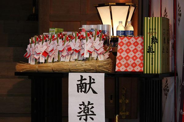 大神神社 鎮花祭3