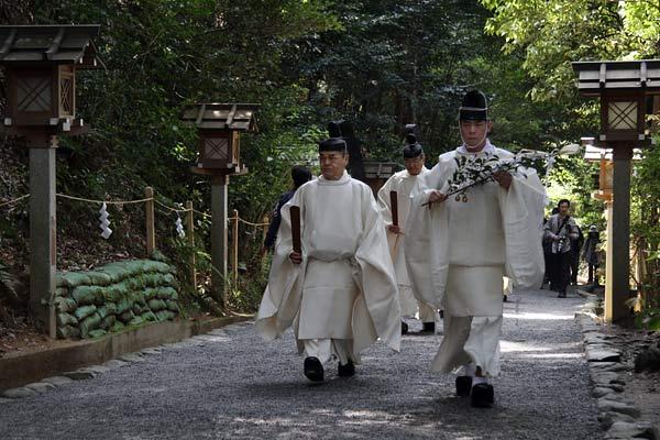 大神神社 鎮花祭4