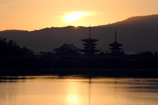西ノ京 日の出2