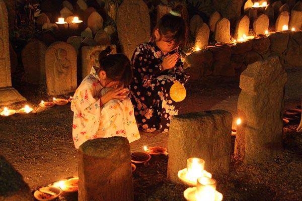 元興寺 地蔵会万燈供養4