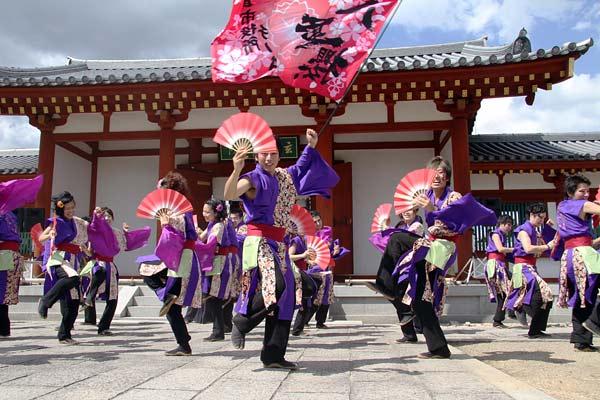 バサラ祭り 薬師寺8