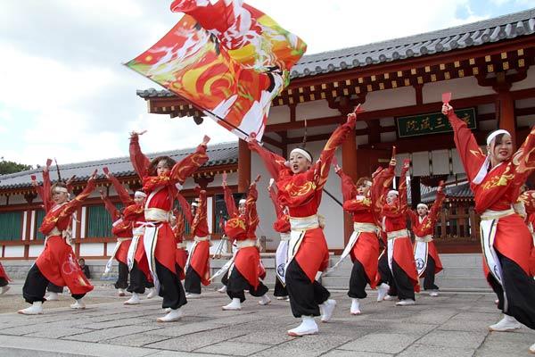 バサラ祭り 薬師寺9