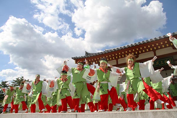 バサラ祭り 薬師寺11