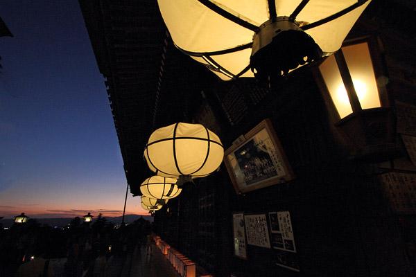 東大寺 十七夜盆踊り1