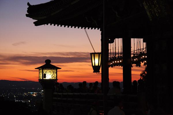 東大寺 十七夜盆踊り2