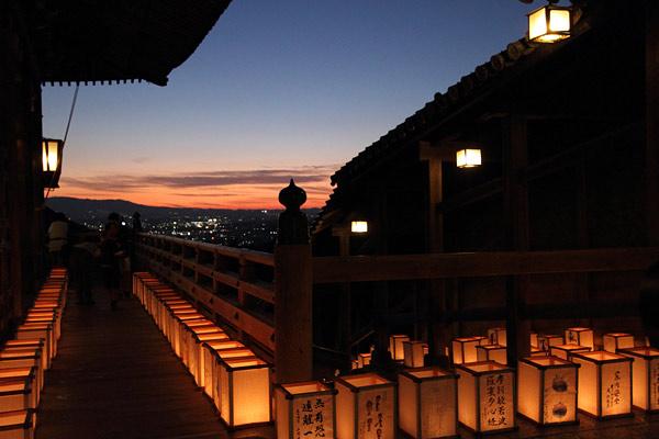 東大寺 十七夜盆踊り3