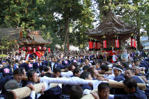 宇太水分神社 秋祭り2-5