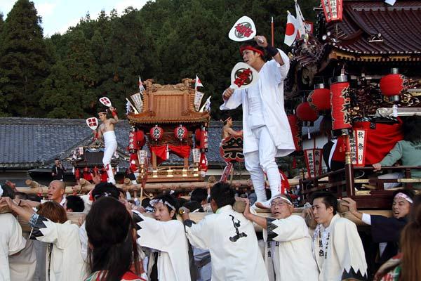 墨坂神社 秋祭り4