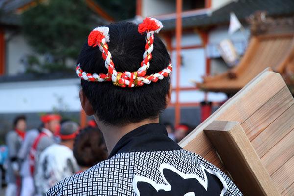 墨坂神社 秋祭り6