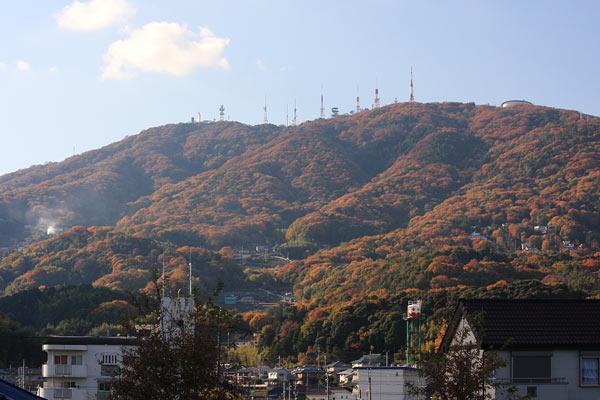 生駒山 紅葉5