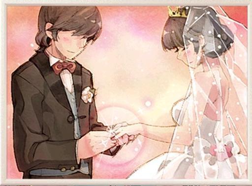 指輪交換①