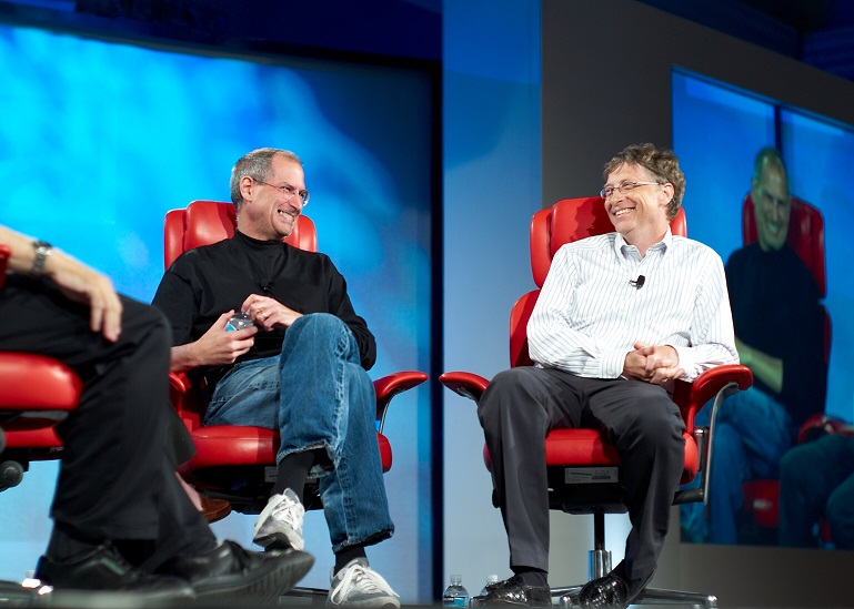 Steve_Jobs_and_Bill_Gates_(522695099) (1)