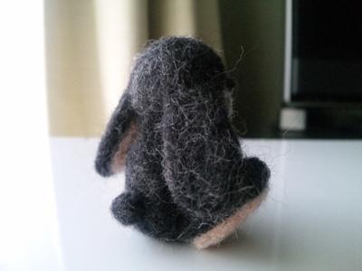 羊毛フェルト?