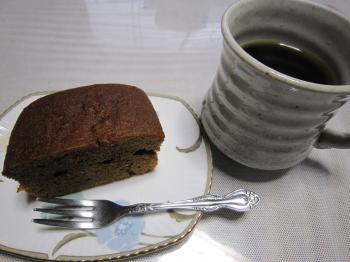 珈琲ケーキ