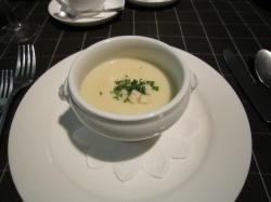 蕪のスープ