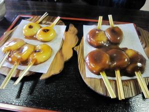 ぢゃんぼ餅