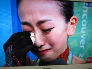 泣かないで!
