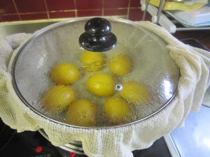 釜の蓋饅頭