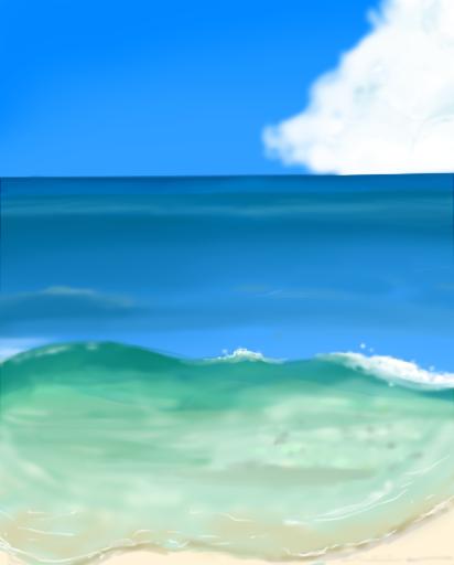 下田の白浜