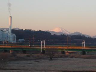 2010元旦富士山