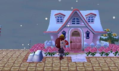 リンさんの家