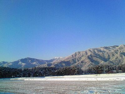 1.4雪山
