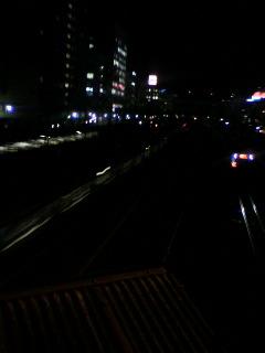 青木橋より