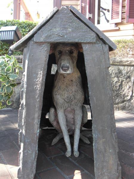 ラインの館犬