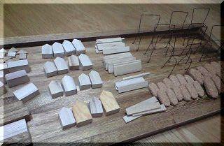 ワイヤーと木工小物4