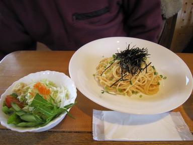 めんたいスパゲチIMG_0142