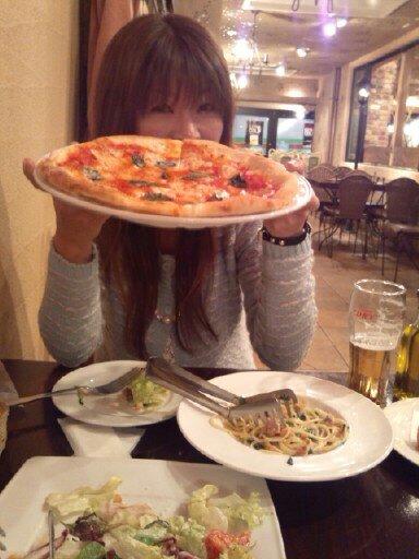 池袋ピザ!