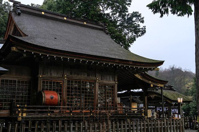 鳥取市国府町 宇倍神社