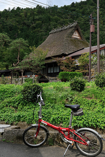 京都 美山 かやぶきの里