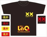 LaQ_Tシャツ